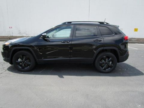 New 2017 JEEP Cherokee High Altitude 4x4 *Ltd Avail*