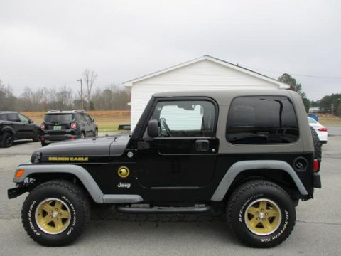 Pre-Owned 2006 Jeep Wrangler 2dr Sport