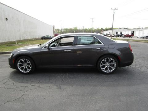 NEW 2017 CHRYSLER 300C PLATINUM